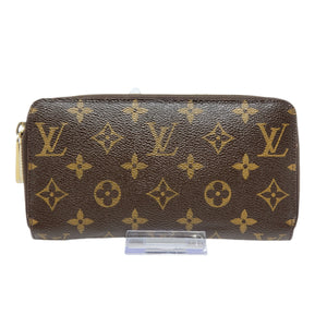 Louis Vuitton Zippy Zip Monogram Wallet.