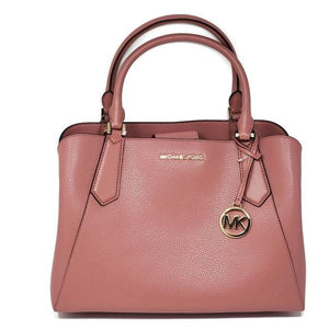 Michael Kors Kimbery Satchel Bag.