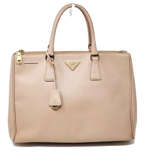 Prada Galleria Large Saffiano Tote Hand Bag - Luxury Cheaper