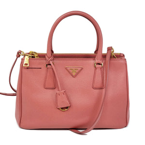 Prada Galleria Medium Saffiano Crossbody Bag.