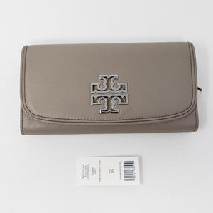 Tory Burch Leather Bifold Wallet NWT.