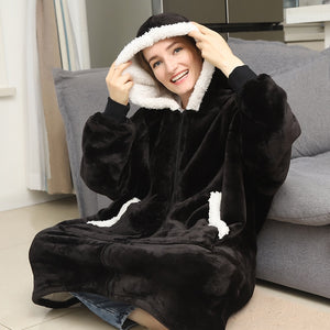 Toonster™ Hooded Blanket