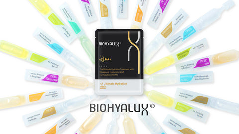 US Biohyalux Skincare Products