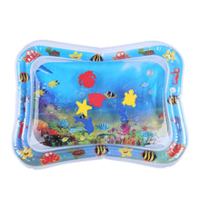 Load image into Gallery viewer, Baby Tummy Time Water Play Mat (3 to 12 Months)