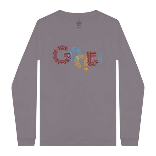 Goats Logo Long Sleeve Tee