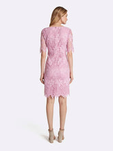 Load image into Gallery viewer, Plus Lace Sheath Dress