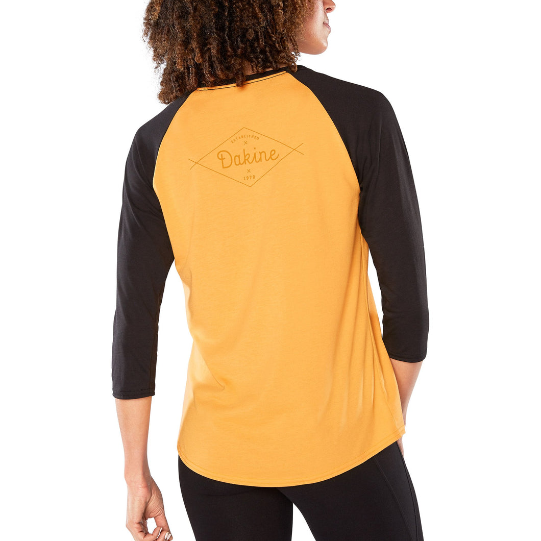 Women's 3/4 Raglan Tech