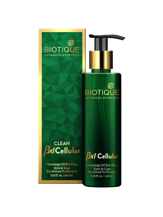 (Biotique) Bxl Cellular Cleansing Oil (200ml)