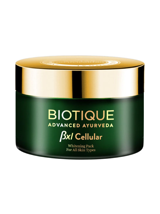 (Biotique) Bxl Cellular Whitening Pack (50gm)