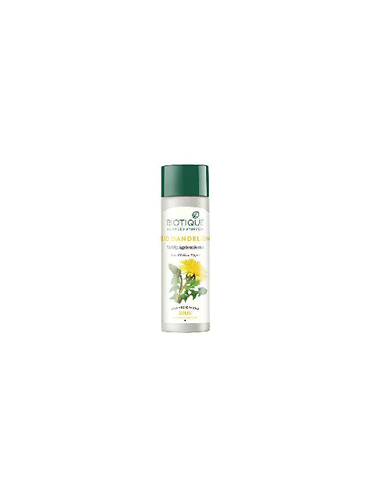 (Biotique) Bio Dandelion Visibly Ageless Lightening Serum