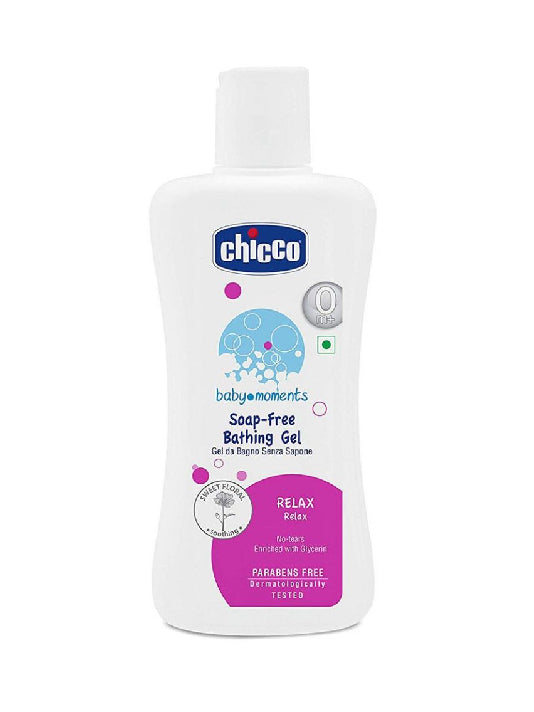 (Chicco) Baby moments Bathing Gel - RELAX