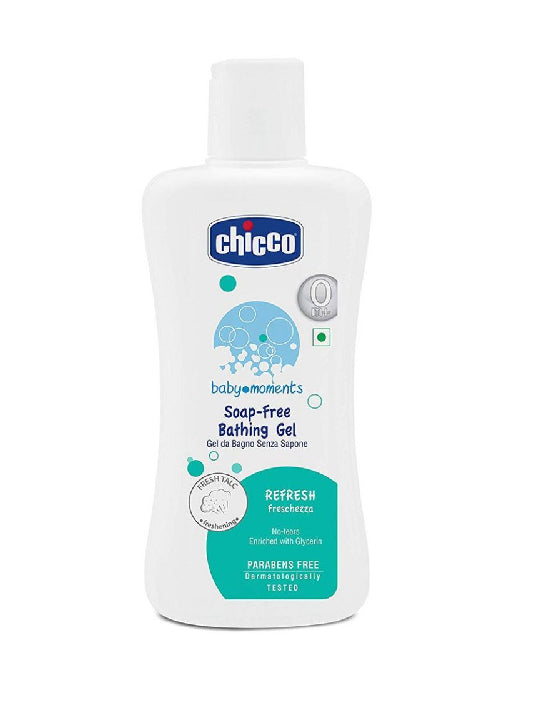 (Chicco) baby moments Bathing Gel - REFRESH
