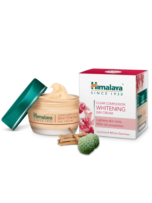 (Himalaya)Clear Complexion Whitening Day Cream(50gm)