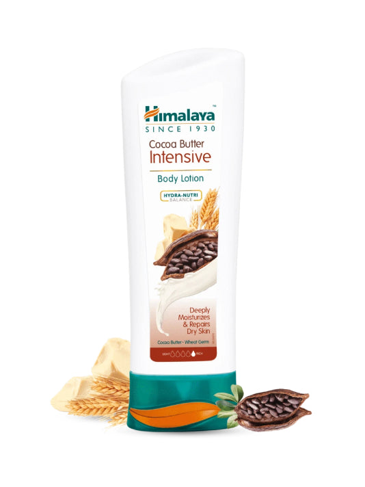 (Himalaya) Cocoa Butter Intensive Body Lotion (200ml)