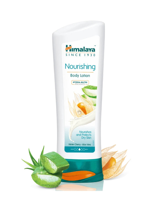 (Himalaya) Nourishing Body Lotion