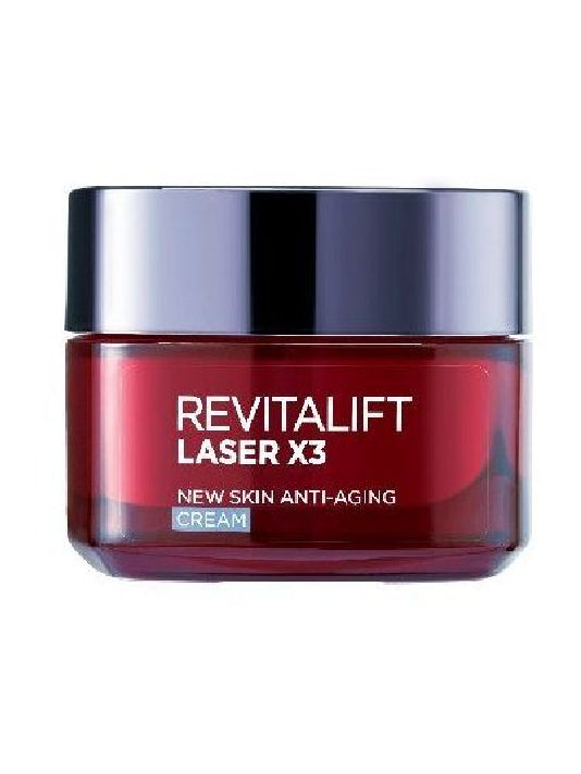 (L'Oreal Paris)Revitalift Laser X3 Day Cream (50ml)