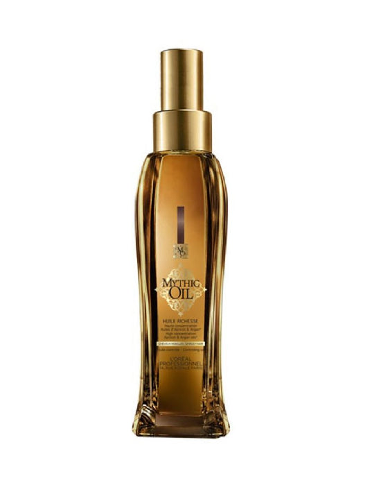 (L'Oreal Professionnel Paris) Mythic Oil Huile Richesse (100ml)