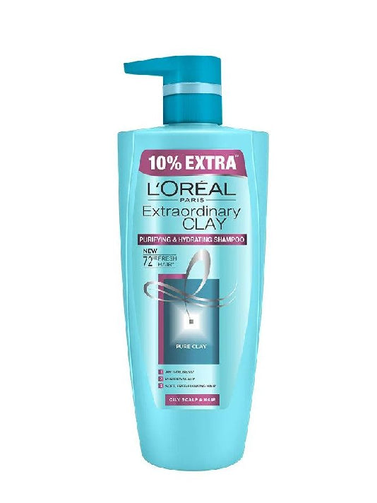 (L'Oreal Paris)Extraordinary Clay Shampoo