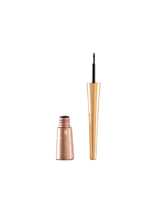 (Lakme)9to5 Black Impact Eye Liner (3.5ml)