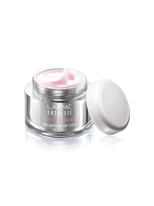 (Lakme) Absolute Perfect Radiance Skin Lightening Light Creme (50gm)