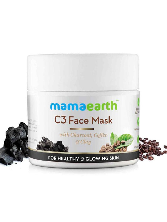 (Mamaearth) C3 Face Mask (100ml)