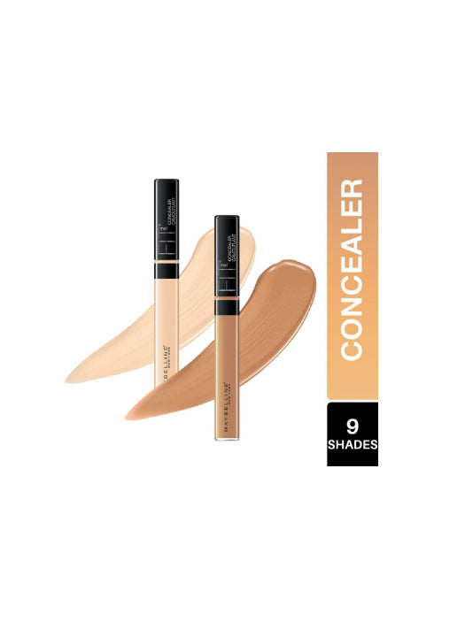 (Maybelline New York) Fit Me Concealer - 9 Shades (6.8ml)