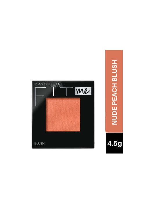 (Maybelline) New York Fit Me Blush Fard A Joues - Nude Peach 36 (4.5gm)