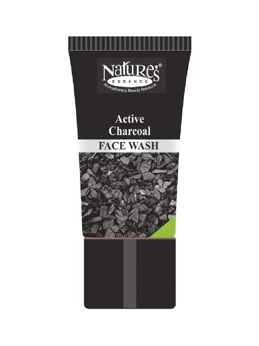 (Nature's Essence)Active Charcoal Face Wash (60ml)