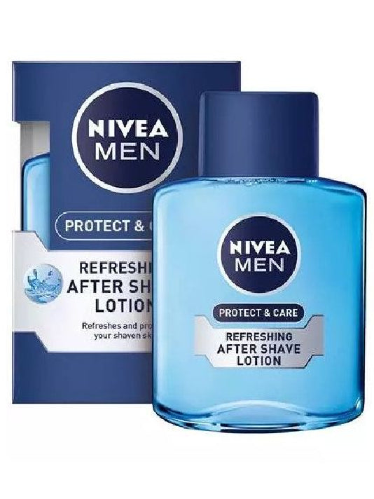 (Nivea) Men Protect & Care Refreshing After Shave Lotion (100ml)