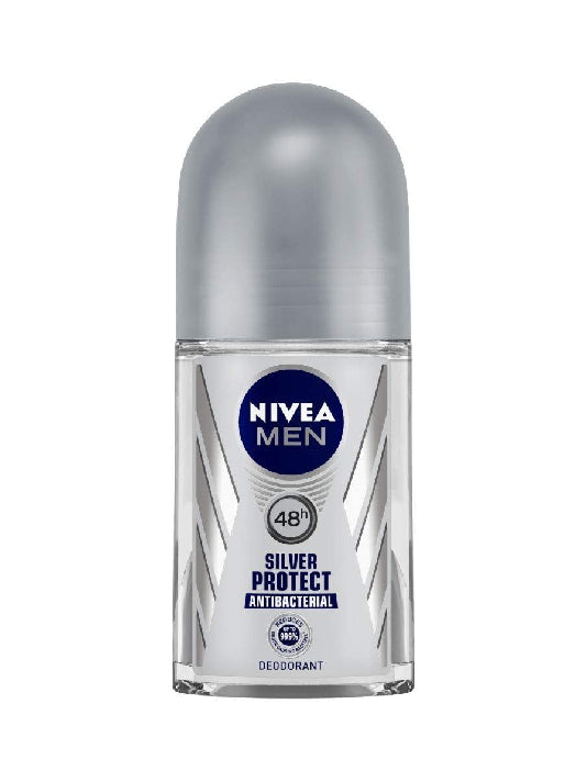 (Nivea) Men Silver Protect Roll On (50ml)