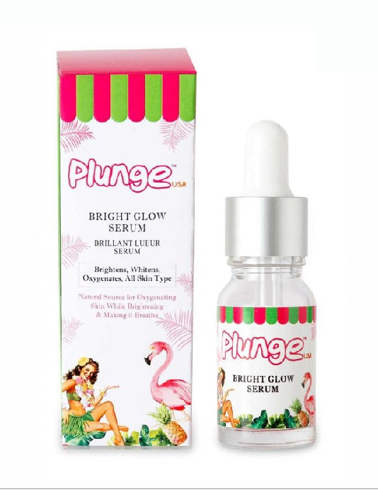 (O3+ Plunge) Natural Bright Glow Serum (10ml)