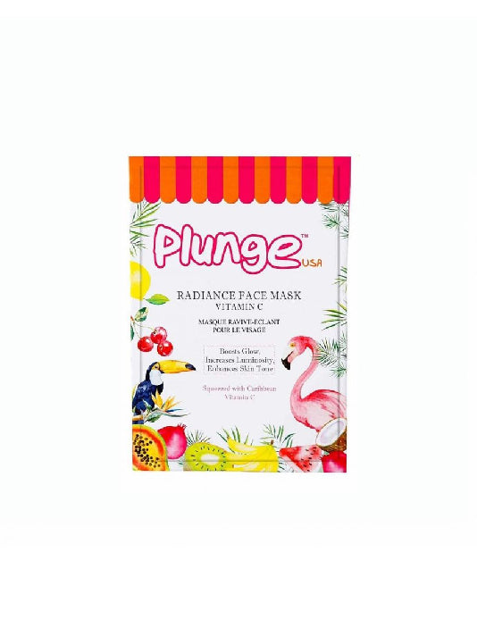 (O3+ Plunge) Natural Radiance Face Mask With Vitamin C (30gm)