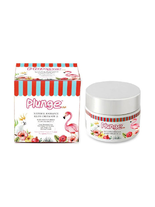 (O3+ Plunge) Natural Radiance Glow Cream SPF 15 (50gm)