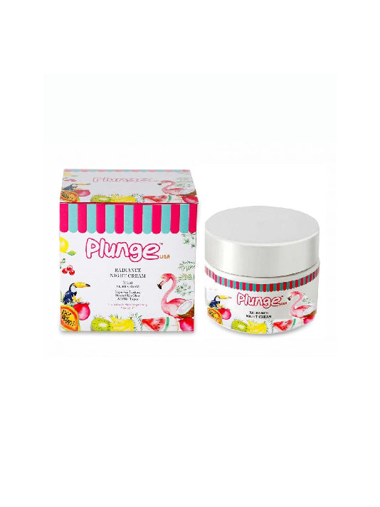 (O3+ Plunge) Natural Radiance Night Cream (50gm)