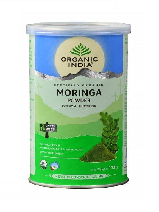 (Organic India) Moringa powder (100kg)