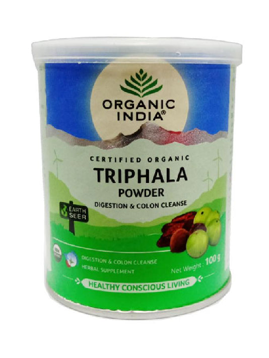 (Organic India) Triphala Powder (100kg)