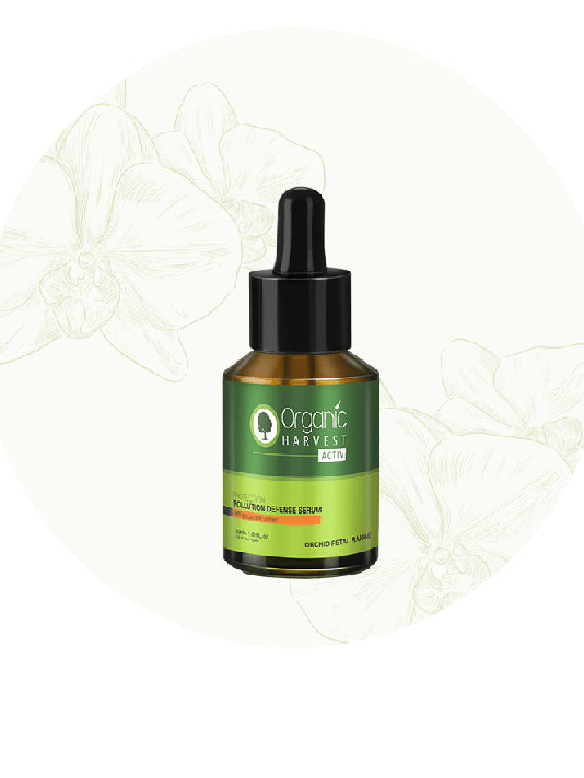 (Organic Harvest)Protection-Pollution Defense Serum (30ml)