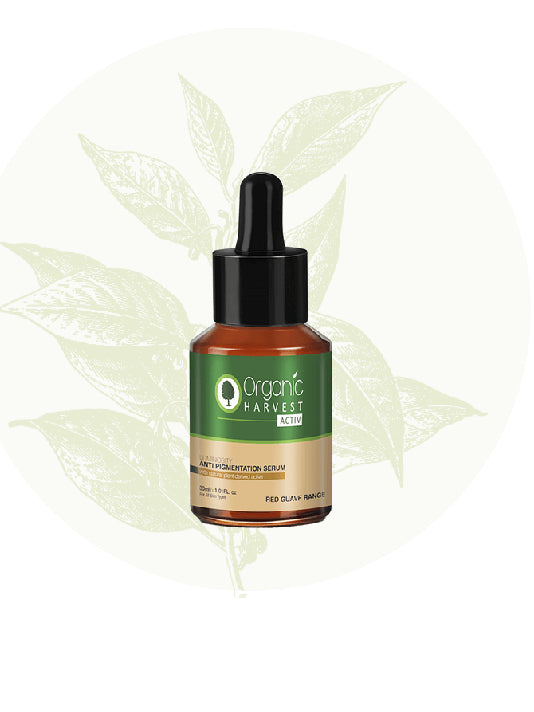 (Organic Harvest)Luminosity - Anti Pigmentation Serum (30ml)