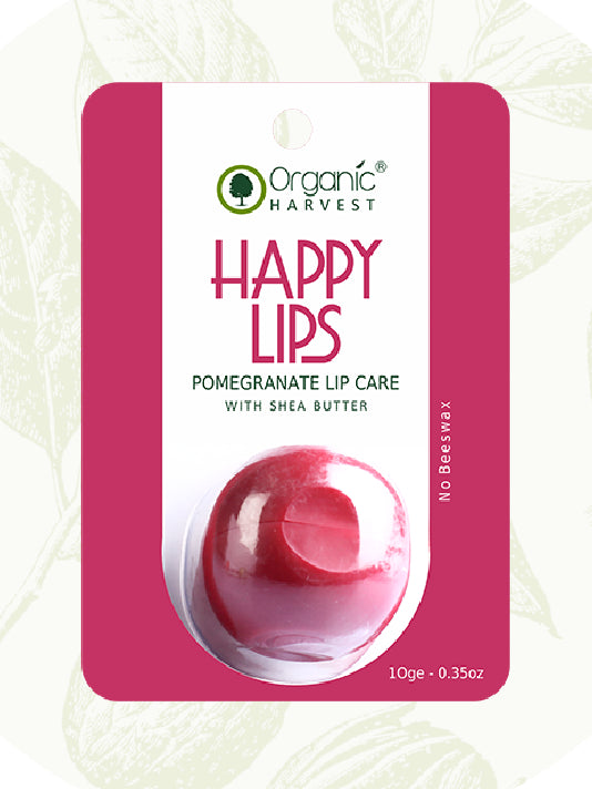 (Organic Harvest) Pomegranate Lip Balm (10gm)