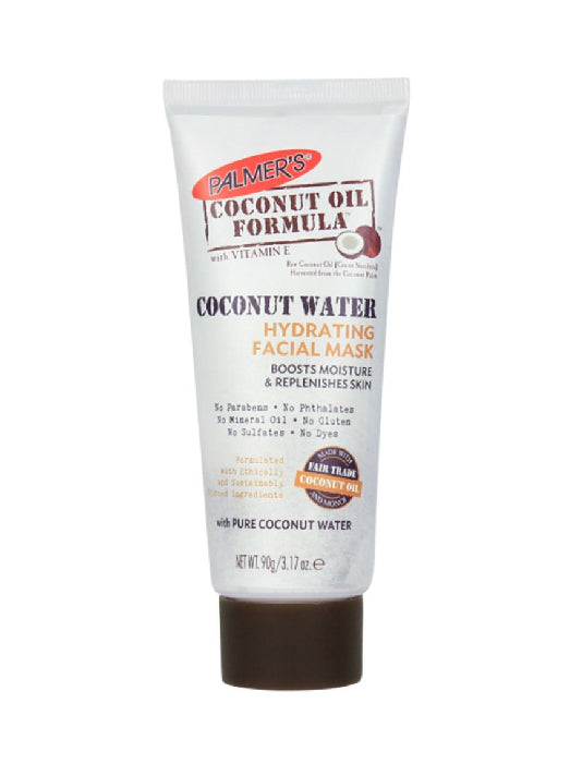 (Palmer's)Coconut Water Hydrating Facial Mask (90gm)