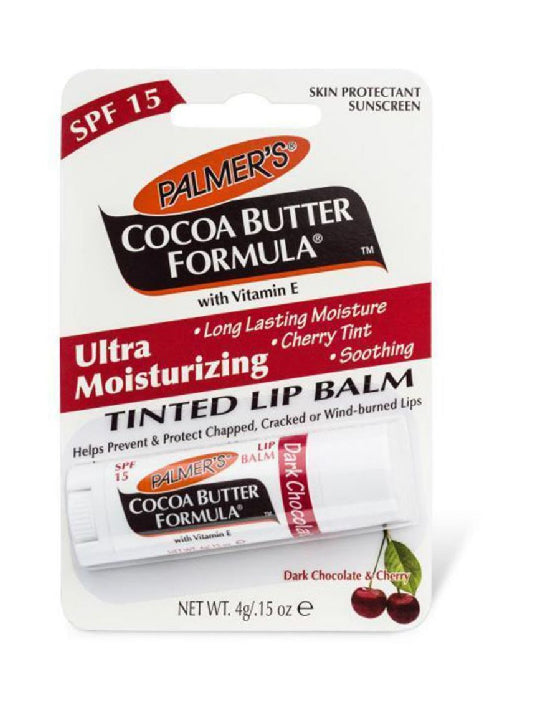 (Palmer's)SPF 15 Lip Balm - Dark Chocolate & Cherry (4gm)