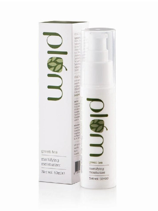 (Plum)Green Tea Mattifying Moisturizer (50ml)