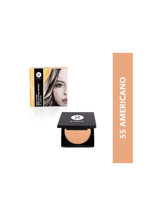 (Sugar)Dream Cover SPF15 Mattifying Compact - 55 Americano-deep(6g)