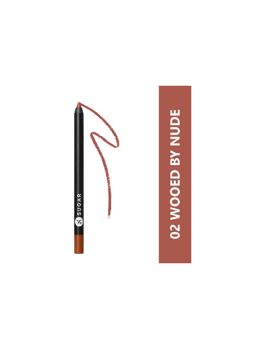 (Sugar) Lipping On The Edge Lip Liner - 02 Wooed By Nude(1.2g)