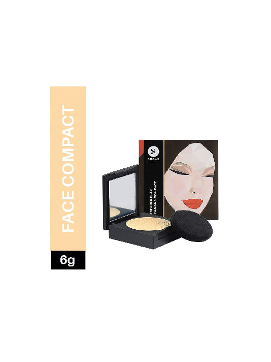 (Sugar) Powder Play Banana Compact (6gm)