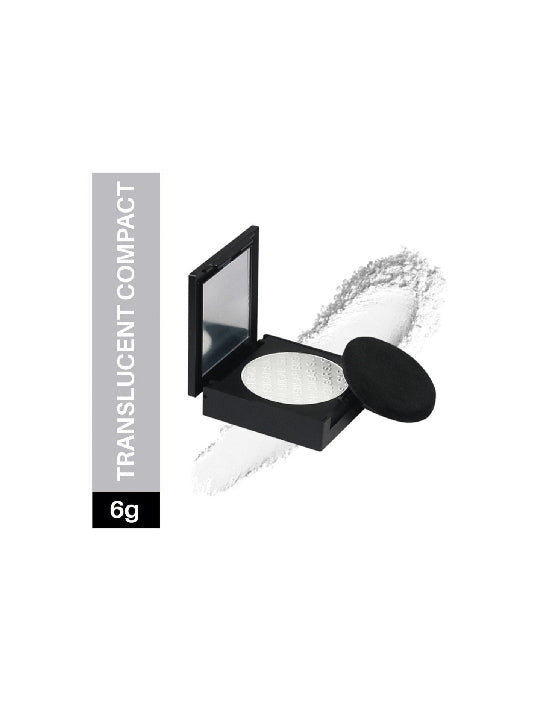 (Sugar) Powder Play Translucent Compact (6gm)