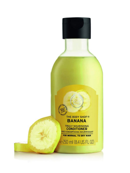 (The Body Shop) Banana Truly Nourishing Conditioner (250ml)