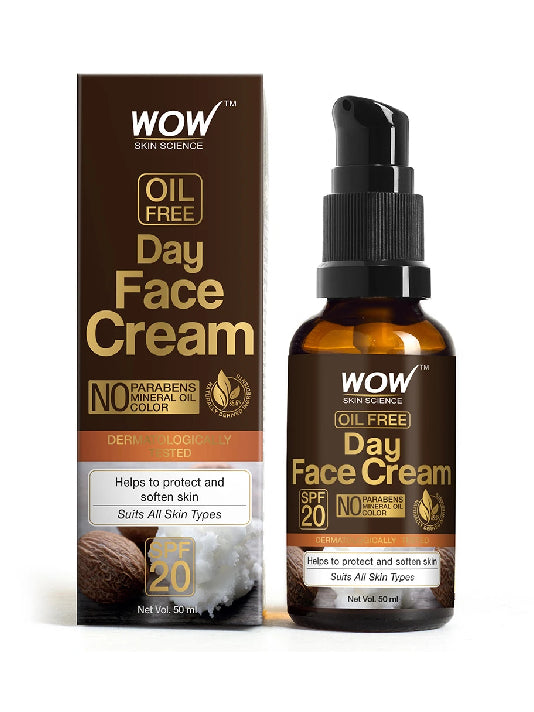 (Wow) Skin Science Day Face Cream-(50ml)