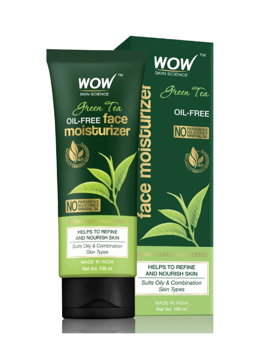 (Wow) Skin Science Green Tea Face Moisturizer (150ml)