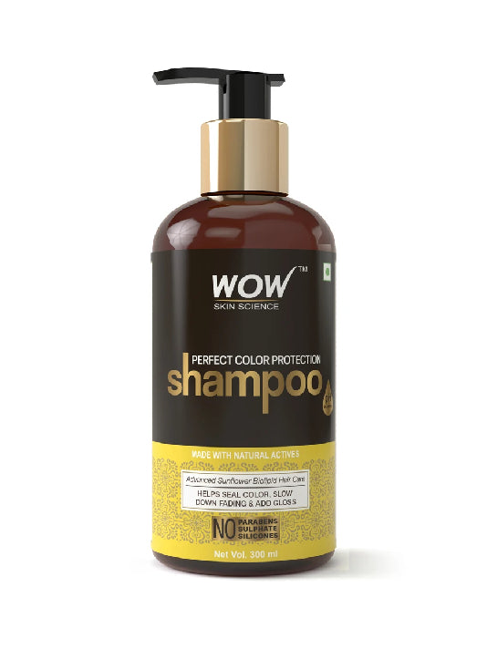 (Wow) Skin Science Perfect Color Protection Shampoo (300ml)